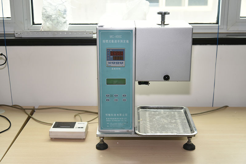 MC-400C fused mass flow rate tester